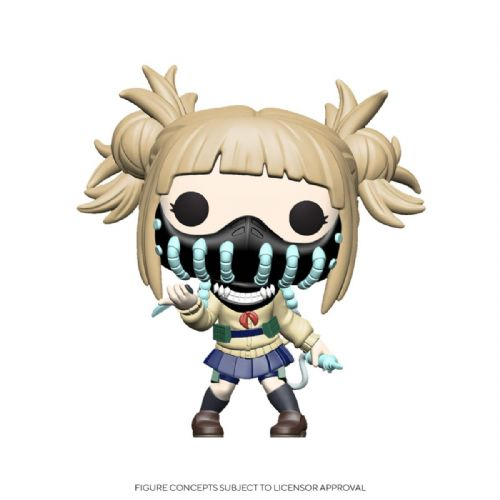 Funko Pop! Vinyl My Hero Academia Himiko Toga with face cover figure - Pre-Order